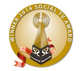 socialtvawardswinner2014